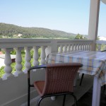 stay in rab apartments GLJ ap4 balkon3 150x150 - Apartments Viola, Rab